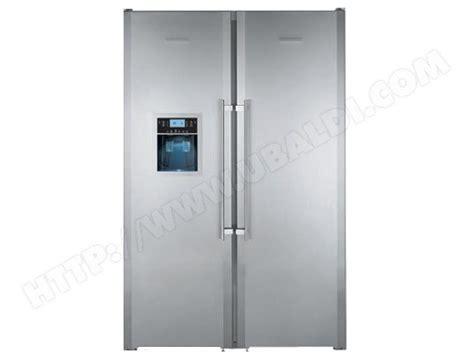 mini frigo chambre liebherr sbses7273 9 pas cher réfrigérateur americain