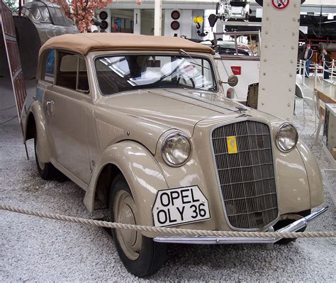Opel Olympia by Opel Olympia Wolna Encyklopedia