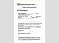 13+ printable credit card authorization form Lease Template