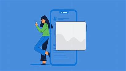 Visme Interact Digital Teacher Social Marketing Animation