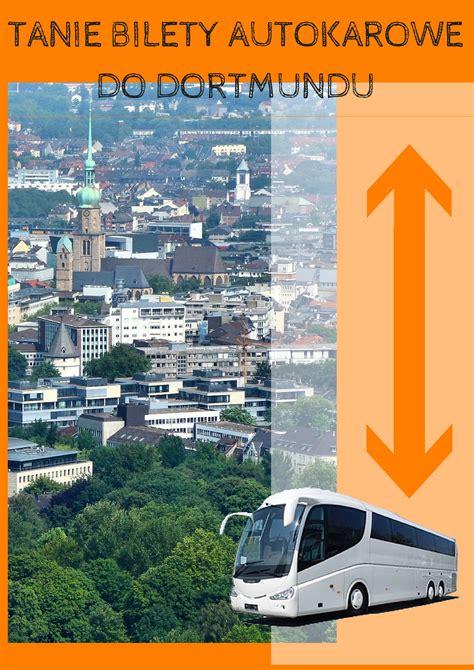 autobusy z niemiec do polski autobus polska dortmund tanie przewozy autokarowe niemcy