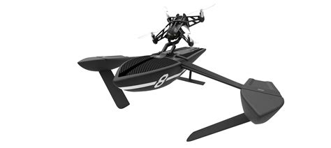 drone combines hydrofoil  quadcopter technology seamlessly drone universities