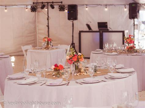 do it yourself decorations for wedding receptions do it yourself wedding flowers florida wedding ideas key largo lighthouse weddings