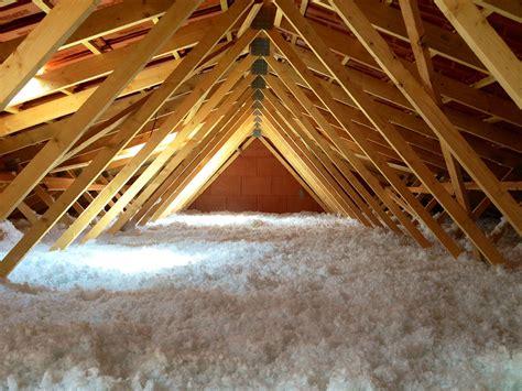 isoltoit2ef isolation de toit par soufflage dans l orne 61