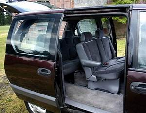 Buy Used 1997 Plymouth Voyager Se Maroon With Gray
