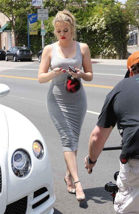 Khloe Kardashian at DASH Store in Beverly Hills – May 2015 ...