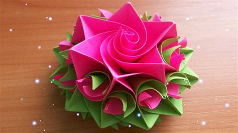 diy handmade crafts    amazing paper rose