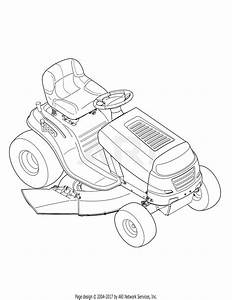 Troy Bilt 13wn77ks011 Pony  2010  Parts Diagram For  Quick