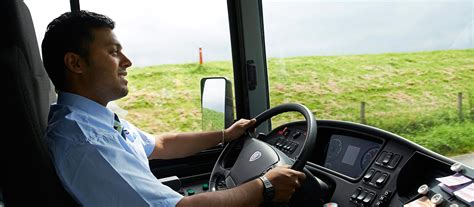 Driver Services by Company Achieves Its Goals With Scania Driver