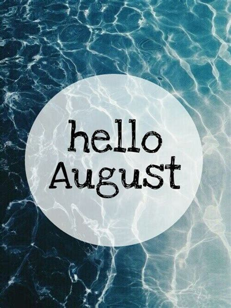 august pictures   images  facebook