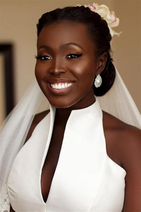 black bride makeup ideas black bridal makeup wedding makeup  bride makeup