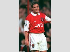 Paul Gascoigne in an Arsenal kit and more legends as you