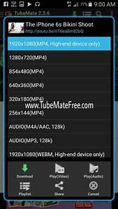 Tubemate 2.2.6 APK Download (Latest) | TubeMate YouTube ...
