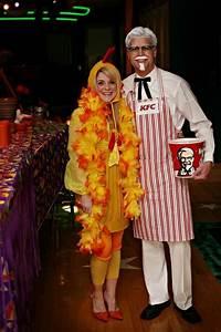 Halloween Paar Kostüme : kfc mann und h nchen sind ein p rchen kost m pinterest kost m halloween und paar kost me ~ Frokenaadalensverden.com Haus und Dekorationen