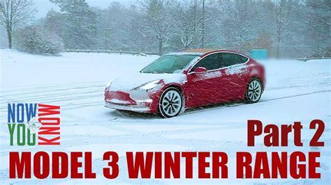 11+ Tesla 3 In Winter Images
