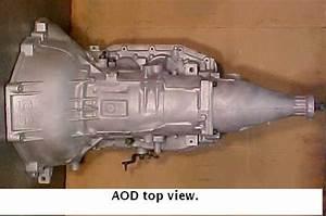 Ford Aod Or Aode