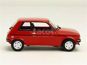 Peugeot 104 Zs Occasion : peugeot 104 zs 1979 norev 1 43 autos miniatures tacot ~ Medecine-chirurgie-esthetiques.com Avis de Voitures