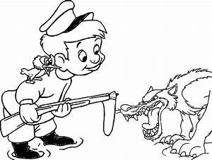 Peter Und Der Wolf Malvorlagen 6765 Kevinduffyinfo