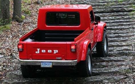 jeep pickup truck     anytime