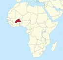 File:Burkina Faso in Africa (-mini map -rivers).svg ...