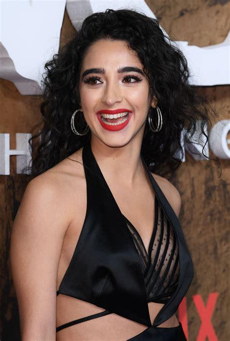 KARA MARNI at Mowgli Premiere in Los Angeles 11/28/2018 ...