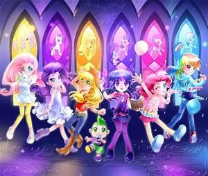 my+little+pony+friendship+is+magic | Magical Pony Girls ...