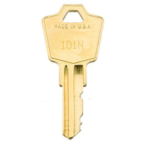 Hon Filing Cabinet Key Lost by Hon 101n 225n Replacement Easykeys