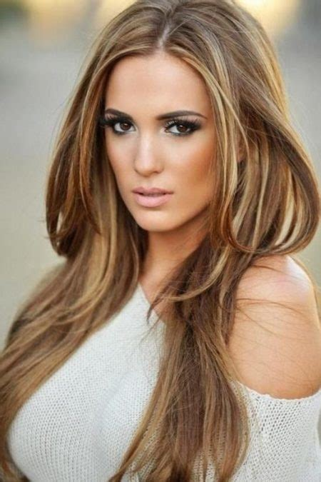 Mousy Hair by 12 Lustrous And Mousy Brown Hairstyles To Copy