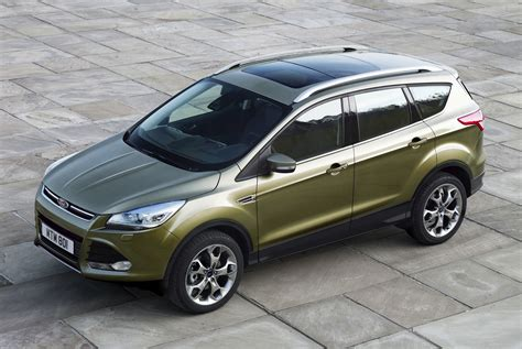 ford kuga 2013 2013 ford kuga engines confirmed for australia photos 1 of 2