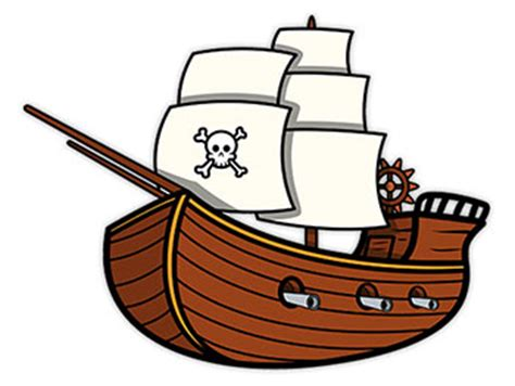Cartoon Boat Movies by Boating Graphics Clipart Best
