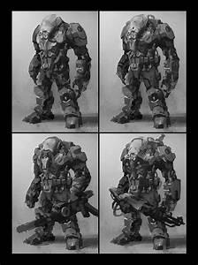 Titan Concepts - Characters & Art - Titanfall