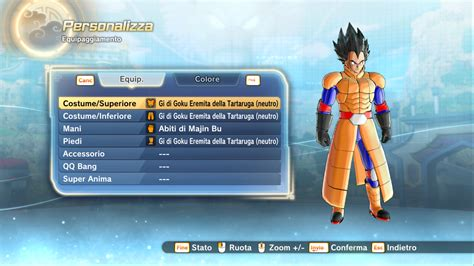 Beerus Outfit Xenoverse 2