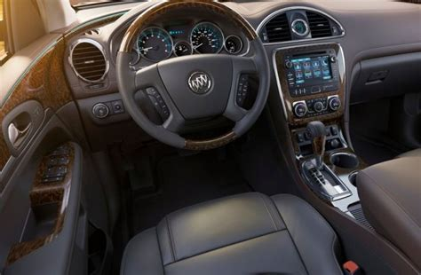 2015 Buick Enclave Release Date And Review  Interior, Specs