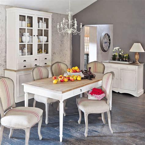 meubles  decoration de style traditionnel campagne maisons du monde