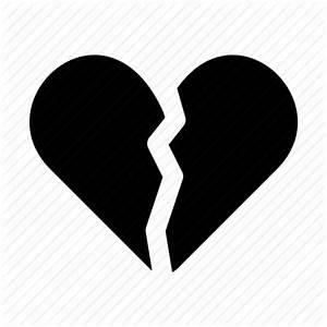 Broken, broken heart, heart, love, romance, romantic ...
