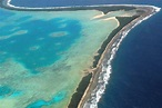 'Sinking' Pacific nation Tuvalu is actually growing ...