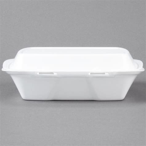 Dart 90HTPF1R Perforated Hinged Lid Take Out Container 9 ...