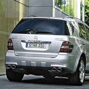 Mercedes Ml W164 Zubehör : amg exhaust tailpipes m class ml w164 genuine mercedes ~ Jslefanu.com Haus und Dekorationen