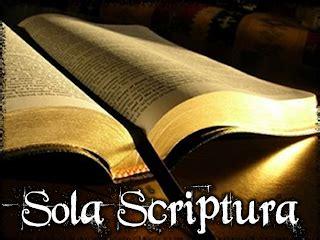 Holy Trinity: Sola Scriptura Debate!!