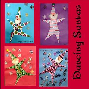 1000 images about Christmas art projects on Pinterest