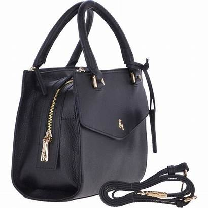 Leather Section Three Tote Handbag Handbags Discount