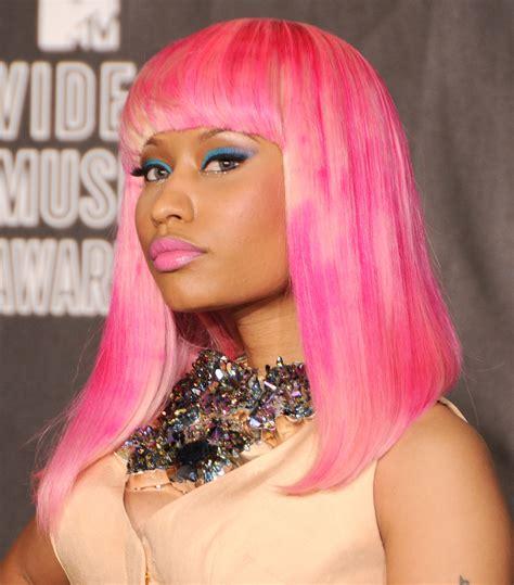 nicki minajs beauty transformation stylecaster