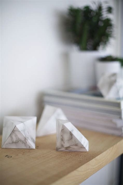 diy projects  marble style
