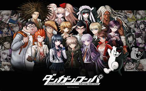 Anime Heaven Danganronpa 12 Days Of Anime Day 7 Danganronpa Trigger Happy Havoc