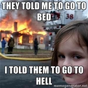 Disaster Girl | Meme Generator | Random, rare and funny ...