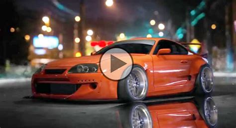 rocket bunny supra rocket bunny supra virtual tuning art in photoshop