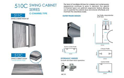 aluminium cabinet swing unit  kitchen toilet vitally