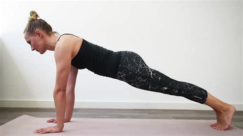 abnehmen mit sport zu hause planks diese 220 bungen definieren deinen k 246 rper fitness