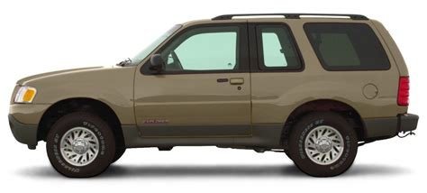 2001 Ford Explorer Sport Trac Reviews, Images