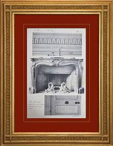 antique prints palace of versailles le petit trianon With salle a manger petite